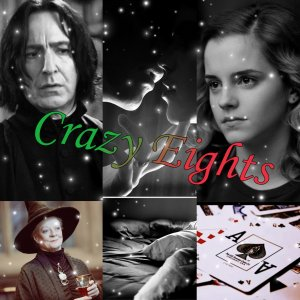 "Фанфик ""Crazy Eights"", NC-17"